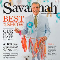 Savannah Magazine - September 2012